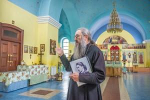 Иерей Александр Викторович Кондрашов