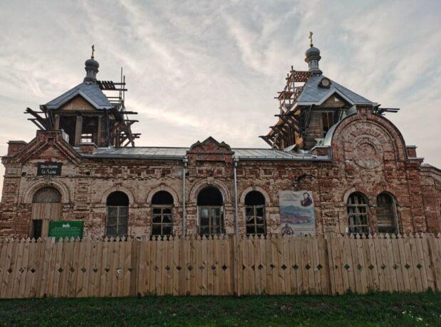 В Старой Потловке прошел 36-й добровольческий лагерь храма святой Аллы